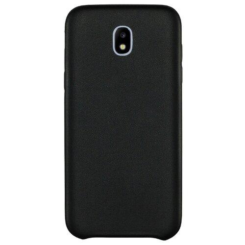 Чехол G-Case Slim Premium для Samsung Galaxy J5 (2017) (накладка) черный чехол lp для samsung j5 2017 0l 00035119 черный