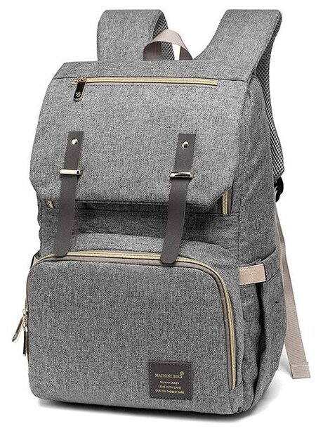 Рюкзак Machine Bird с USB разъемом и подогревателем
