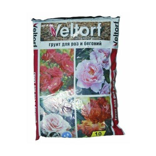 Фото - Грунт Veltorf для роз и бегоний 10 л. грунт veltorf premium для томатов и перцев 10 л