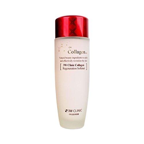 Купить 3W Clinic Тонер Collagen Regeneration Softener 150 мл