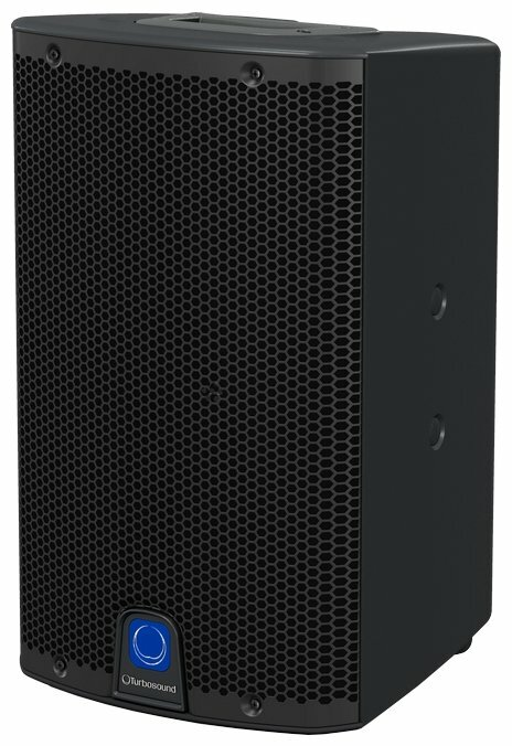 Напольная акустическая система Turbosound iQ8 black фото 1