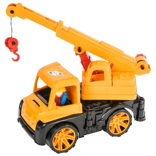 Автокран Orion Toys М4 (256) оранжевый сортеры orion toys куб малый