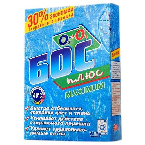 БОС плюс maximum отбеливатель, 300 г