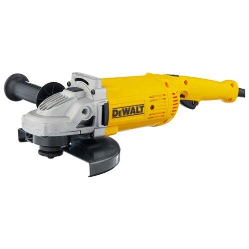 УШМ DeWALT DWE490, 2000 Вт, 230 мм ушм болгарка dewalt dwe4238