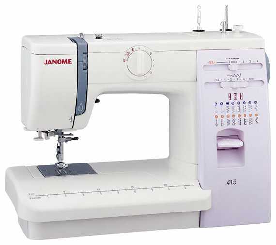 Швейная машина Janome 415 / 5515