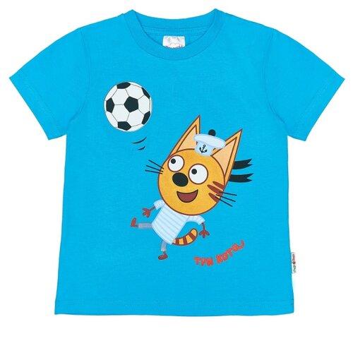 Футболка Frutto Rosso размер 122, голубойФутболки и майки<br>