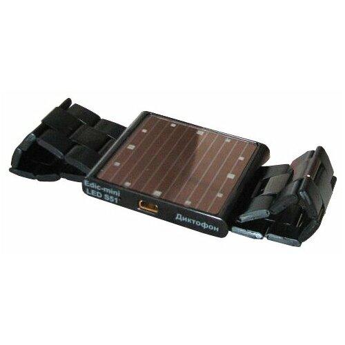 Купить Диктофон Edic-mini LED S51-300h черный