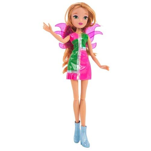Кукла Winx Club Твигги Флора, 28 см, IW01601802 кукла winx club бон бон флора iw01641802