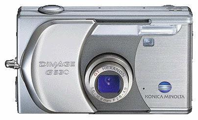 Фотоаппарат Konica Minolta DiMAGE G530