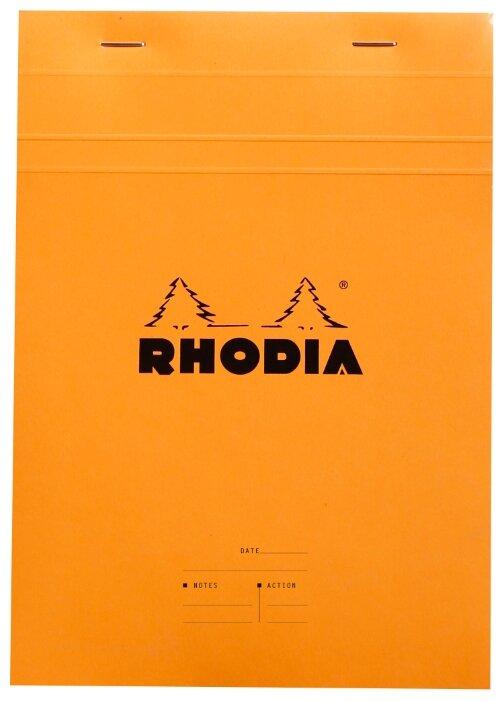 Ежедневник Rhodia Basics полудатированный, 80 листов