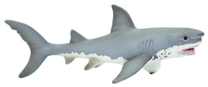 Фигурка Safari Ltd Большая белая акула 275029