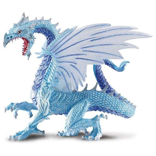 цена на Фигурка Safari Ltd Ледяной дракон 10145