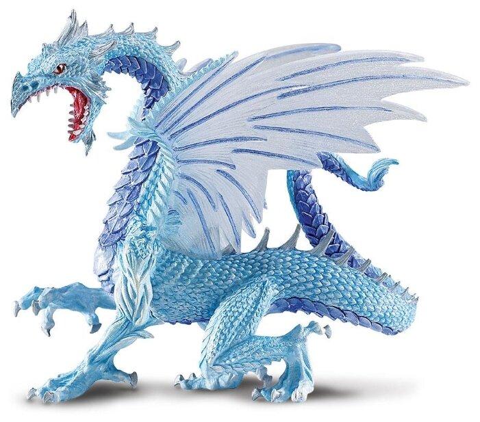Фигурка Safari Ltd Ледяной дракон 10145