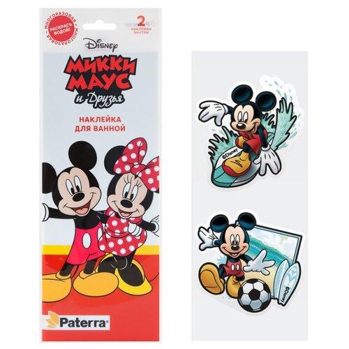 Paterra Водная раскраска-наклейка Микки Маус (407-034)Раскраски<br>