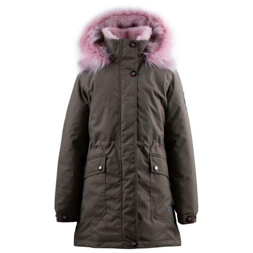 Купить Парка KERRY Rosa K19671 A размер 152, 810 бежевый, Куртки и пуховики