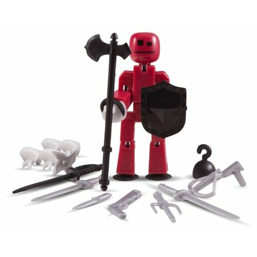 Игровой набор Zing Stikbot Action Pack TST620 zing игрушка zing stikbot мегадино