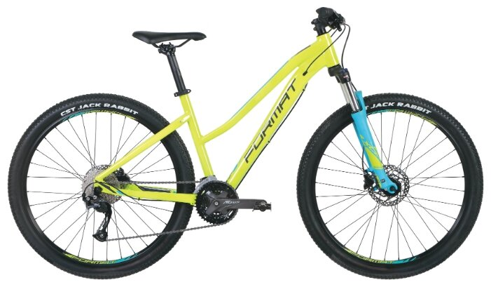 Горный (MTB) велосипед Format 7712 (2019)