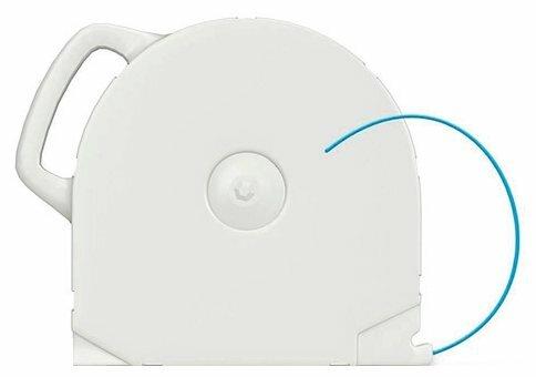 PLA пруток 3D Systems CubeX 1.75 мм светящийся неоновый синий