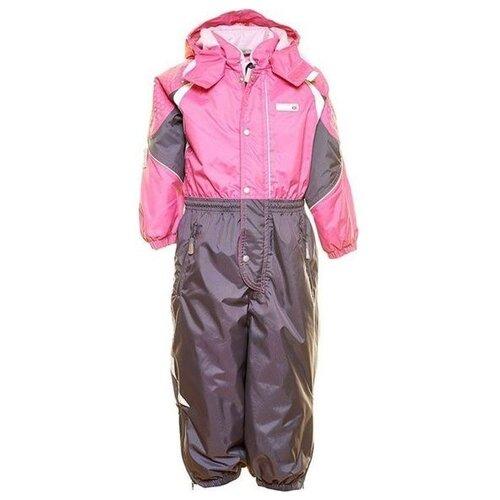 Купить Комбинезон Reima 20091 размер 80, 335 Pink, Теплые комбинезоны
