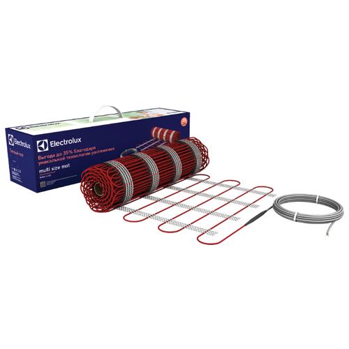 Нагревательный мат Electrolux EMSM 2-150-1 150 Вт/м2 1 м2 150 Вт нагревательный мат electrolux emsm 2 150 3