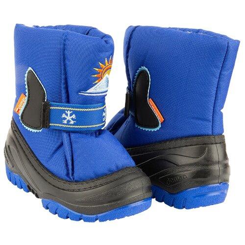 Сноубутсы Demar размер 24-25, синий