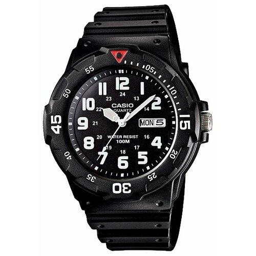 Наручные часы CASIO MRW-200H-1B casio часы casio mrw 210h 1a2 коллекция analog