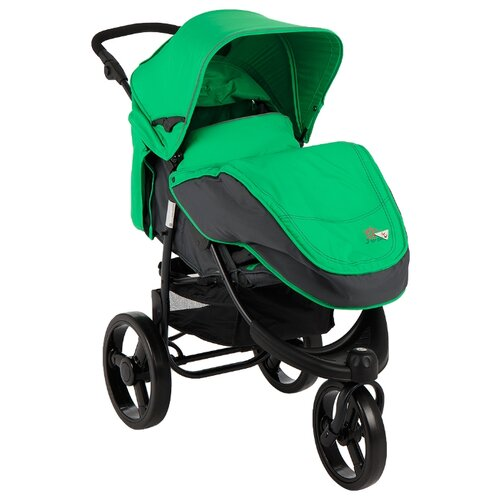 Прогулочная коляска Mobility One P5870 Express зеленый/принт флотКоляски<br>