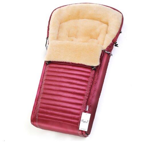 Купить Конверт-мешок Esspero Lukas 90 см ruby, Конверты и спальные мешки