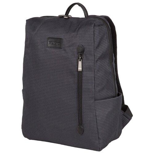 Рюкзак POLAR П0158 черныйСумки и рюкзаки<br>