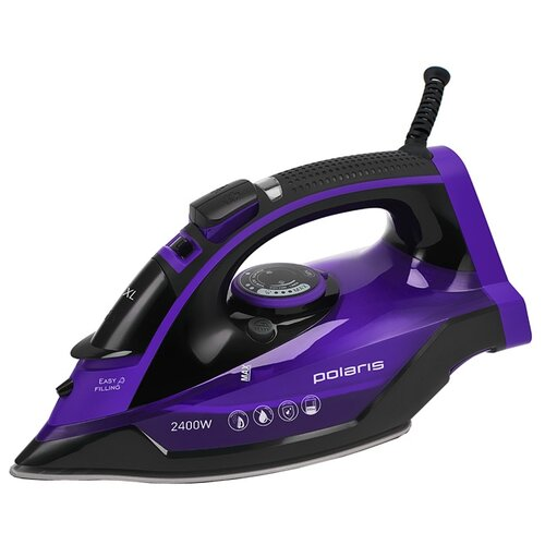 Утюг Polaris PIR 2415K фиолетовый/черный