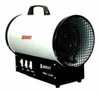 Электрическая тепловая пушка Делсот СФО-3н (4 кВт)