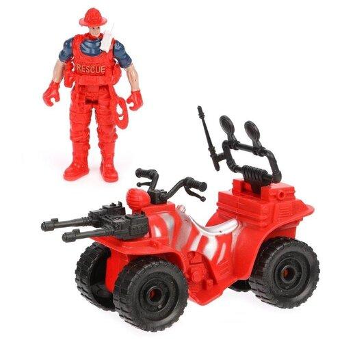 Купить Игровой набор Наша игрушка Rescue Team ABC22-4, Игровые наборы и фигурки
