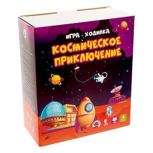Настольная игра Ракета Космическое приключение