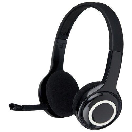 Компьютерная гарнитура Logitech Wireless Headset H600 цена 2017