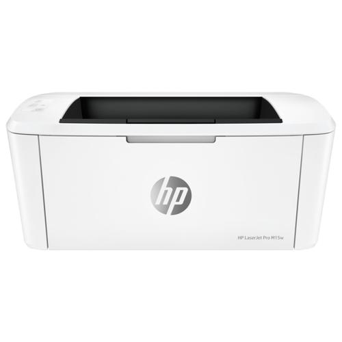 Фото - Принтер HP LaserJet Pro M15w белый принтер hp laserjet pro m203dw g3q47a