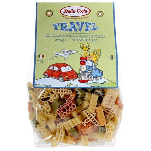 Dalla Costa Макароны Travel с томатами и шпинатом, 250 г