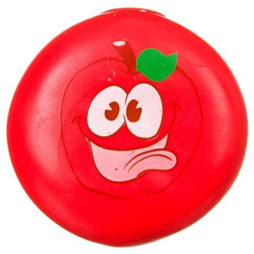 Купить Игрушка-мялка BONDIBON Чудики Яблоко (ВВ3569) красный, Игрушки-антистресс