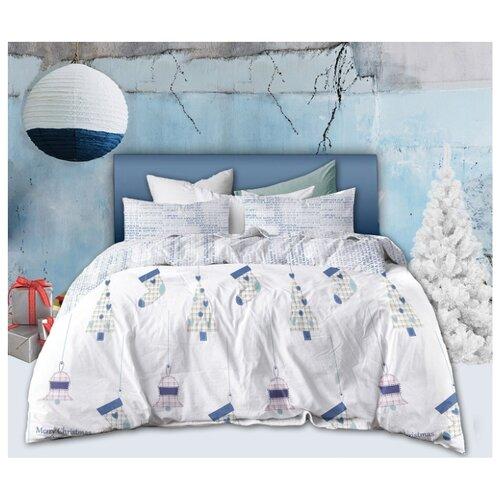 Постельное белье 2-спальное Seta Severin Happy сатин комлект постельного белья seta severin 2 спальный сатин наволочки 50х70см