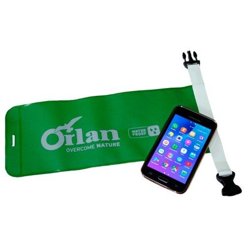 цена Чехол универсальный Orlan GP14P121S101H22P зеленый онлайн в 2017 году