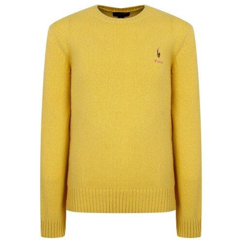 Купить Джемпер Ralph Lauren размер 110, желтый, Свитеры и кардиганы