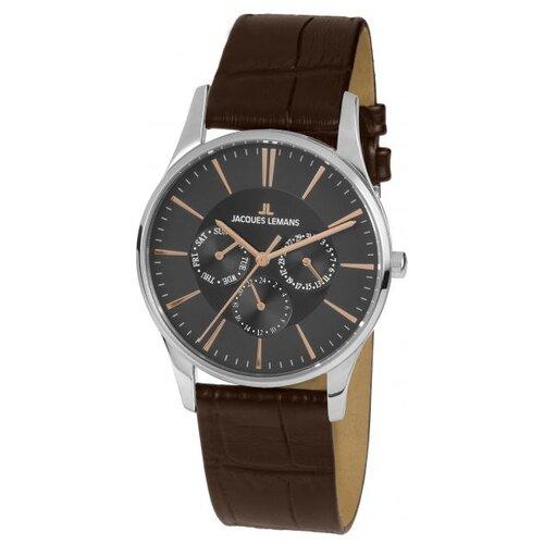 Фото - Наручные часы JACQUES LEMANS 1-1951D наручные часы jacques lemans 1 2099f