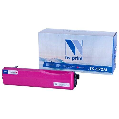 Фото - Картридж NV Print TK-570 Magenta для Kyocera, совместимый картридж nv print tk 8515 magenta для kyocera совместимый