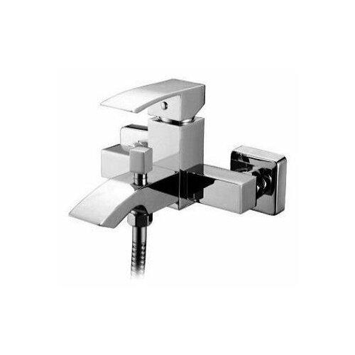 Смеситель для ванны с подключением душа CEZARES Quattro VD-01 однорычажный смеситель для ванны cezares quattro vd 01 хром