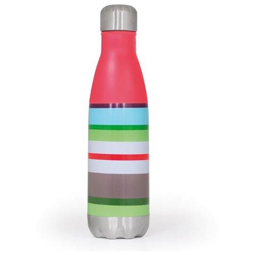 Бутылка для воды, для безалкогольных напитков REMEMBER Selva 0.5 металл красный/серый/зеленый remember чашка для яйца stripy