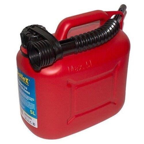 Канистра Dollex KPN-005, 5 л, красный