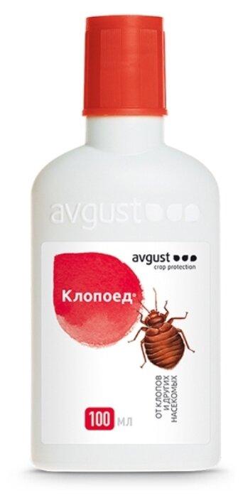 Жидкость avgust Клопоед от клопов и других насекомых — купить по выгодной цене на Яндекс.Маркете