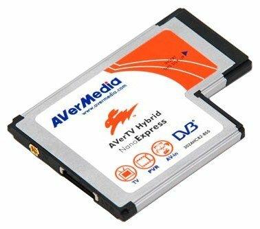 TV-тюнер AVerMedia Technologies AVerTV Hybrid NanoExpress