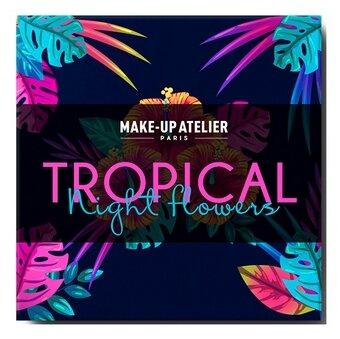 Набор косметический MAKE-UP ATELIER PARIS TROPICAL NIGHT FLOWERS