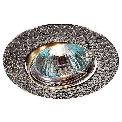 Фото - Встраиваемый светильник Novotech Dino 369623 встраиваемый светильник novotech aqua 369308