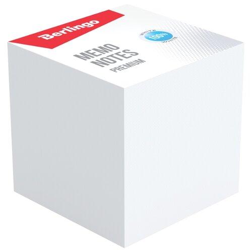 Купить Berlingo блок для записи Premium 9 х 9 см (ZP8600) белый, Бумага для заметок